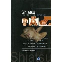 SHIATSU PROFESIONAL