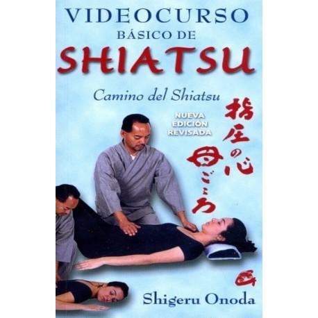 VIDEOCURSO BASICO DE SHIATSU (SET DE LIBRO Y DVD)