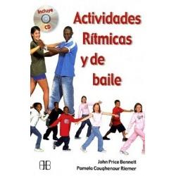 ACTIVIDADES RITMICAS Y DE BAILE (INCLUYE CD)
