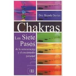 LOS CHAKRAS. Los siete pasos de la autocuración y el crecimiento personal