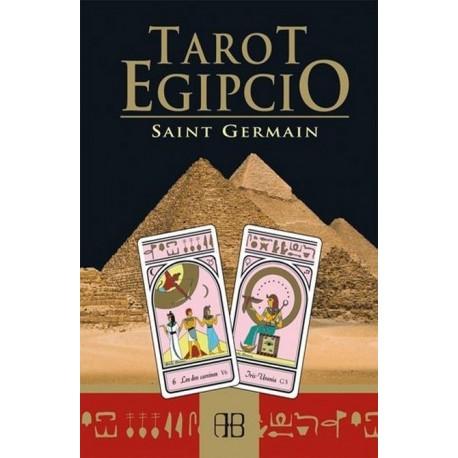 TAROT EGIPCIO SAINT GERMAIN (LIBRO Y CARTAS)