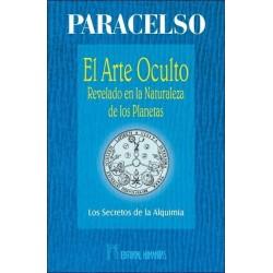 ARTE OCULTO REVELADO EN LA NATURALEZA DE LOS PLANETAS