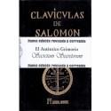 CLAVICULAS DE SALOMON