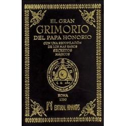 GRAN GRIMORIO DEL PAPA HONORIO, EL