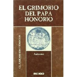 GRIMORIO DEL PAPA HONORIO