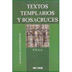 TEXTOS TEMPLARIOS Y ROSACRUCES