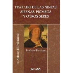 TRATADO DE LAS NINFAS SIRENAS PIGMEOS Y OTROS