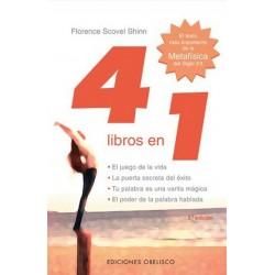 4 LIBROS EN 1 (BOLSILLO)