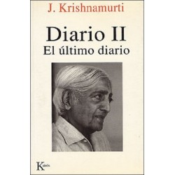 DIARIO II KRISHNAMURTI