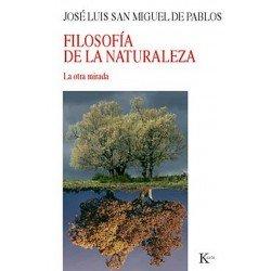 FILOSOFIA DE LA NATURALEZA