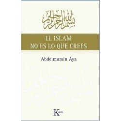 ISLAM NO ES LO QUE CREES EL