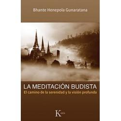 MEDITACION BUDISTA LA