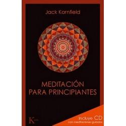 MEDITACION PARA PRINCIPIANTES +CD