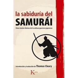 SABIDURIA DEL SAMURAI LA