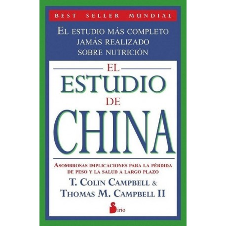 ESTUDIO DE CHINA EL