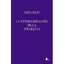 EXTERIORIZACION DE LA JERARQUIA LA (RUSTICA)