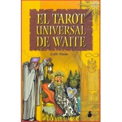 TAROT UNIVERSAL DE WAITE (LIBRO)