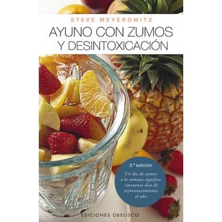 AYUNO CON ZUMOS Y DESINTOXICACION