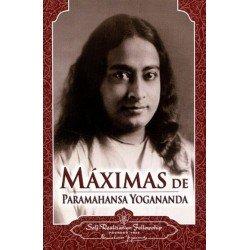 MAXIMAS DE PARAMAHANSA YOGANANDA (TAPA DURA)