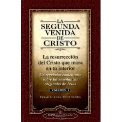 SEGUNDA VENIDA DE CRISTO LA. VOL. I