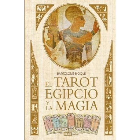 TAROT EGIPCIO Y LA MAGIA EL (SET DE LIBRO Y CARTAS)