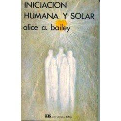 INICIACION HUMANA Y SOLAR
