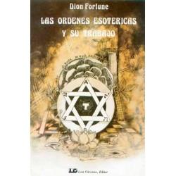 ORDENES ESOTERICAS Y SU TRABAJO LAS