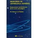 PRINCIPIOS DE ASTROLOGIA GENERAL