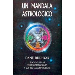 UN MANDALA ASTROLOGICO. EL CICLO DE LAS TRANSFORMACIONES Y SUS 360 FASES SIMBOLICAS.