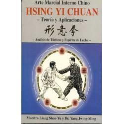 HSING YI CHUAN. ARTE MARCIAL INTERNO CHINO