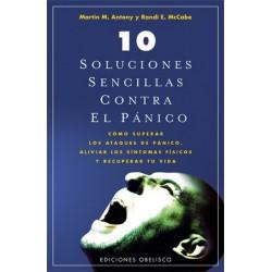 10 SOLUCIONES SENCILLAS CONTRA EL PANICO