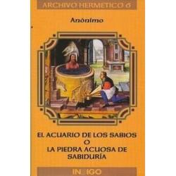 ACUARIO DE LOS SABIOS EL