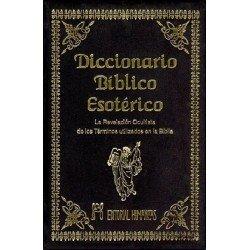 DICCIONARIO BIBLICO ESOTERICO