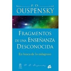 FRAGMENTOS DE UNA ENSEÑANZA DESCONOCIDA
