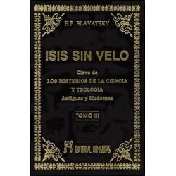 ISIS SIN VELO TOMO III