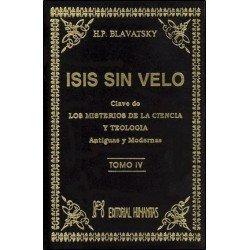 ISIS SIN VELO TOMO IV