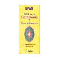 LIBRO DE CEREMONIA Y SERVICIO ORDENADO