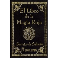 LIBRO DE LA MAGIA ROJA