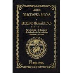 LIBRO DE ORACIONES MAGICAS Y SECRETOS MARAVILLOSOS