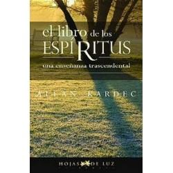 LIBRO DE LOS ESPIRITUS EL (N.E.) hojas de luz