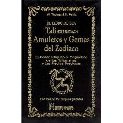 LIBRO DE LOS TALISMANES AMULETOS Y GEMAS DEL ZODIACO EL