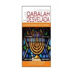 QABALAH DESVELADA LA DOCTRINA ESOTERICA DE LOS HEBREOS