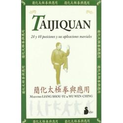 TAIJIQUAN 24 Y 48 POSICIONES Y SUS APLICACIONES MARCIALES