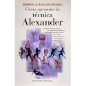 COMO APRENDER LA TECNICA ALEXANDER