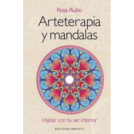 ARTETERAPIA Y MANDALAS + CD
