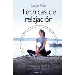 TECNICAS DE RELAJACION +CD