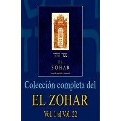 Zohar Vol. (I al Vol. XXII)