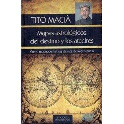 MAPAS ASTROLOGICOS DEL DESTINO Y LOS ATACIRES