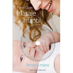 MASAJE INFANTIL + CD