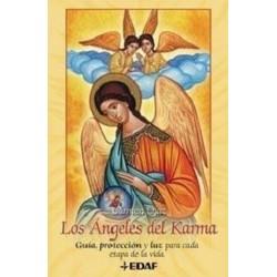 ANGELES DEL KARMA LOS . Cartas y Libro